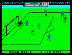 Match Day 2 ZX Spectrum 11