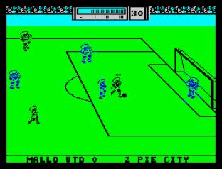 Match Day 2 ZX Spectrum 12