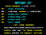 Match Day 2 ZX Spectrum 15