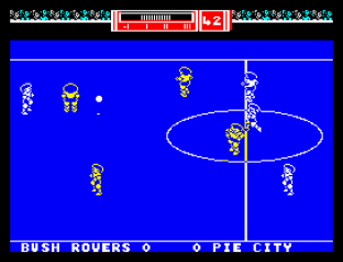 Match Day 2 ZX Spectrum 20