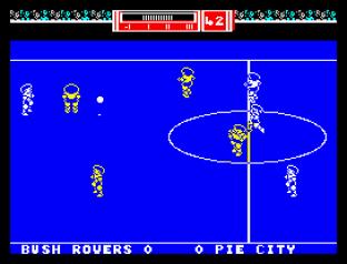 Match Day 2 ZX Spectrum 20