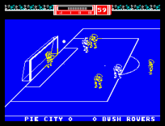 Match Day 2 ZX Spectrum 21