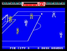 Match Day 2 ZX Spectrum 22