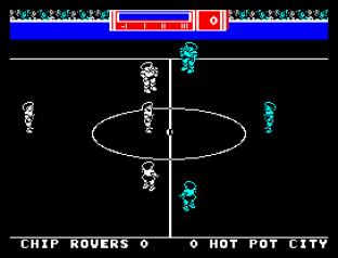Match Day 2 ZX Spectrum 23