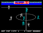 Match Day 2 ZX Spectrum 27