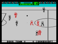 Match Day 2 ZX Spectrum 32