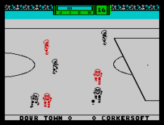 Match Day 2 ZX Spectrum 33