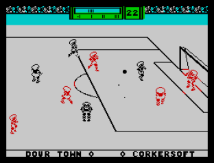 Match Day 2 ZX Spectrum 34