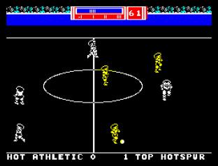 Match Day 2 ZX Spectrum 42