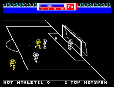 Match Day 2 ZX Spectrum 43