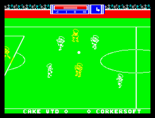 Match Day 2 ZX Spectrum 45