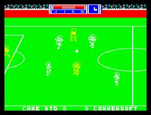 Match Day 2 ZX Spectrum 45