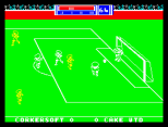 Match Day 2 ZX Spectrum 48