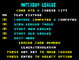 Match Day 2 ZX Spectrum 50