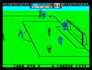 Match Day 2 ZX Spectrum 53