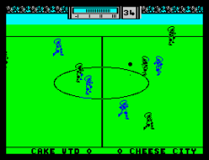 Match Day 2 ZX Spectrum 54