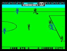 Match Day 2 ZX Spectrum 55