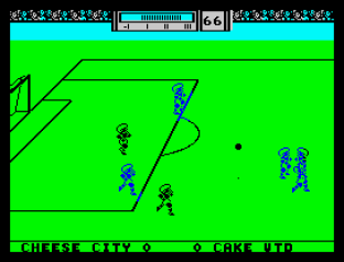 Match Day 2 ZX Spectrum 56