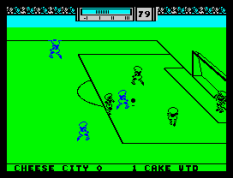 Match Day 2 ZX Spectrum 59