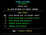 Match Day ZX Spectrum 03