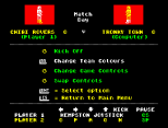 Match Day ZX Spectrum 08