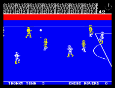 Match Day ZX Spectrum 22
