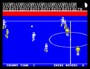 Match Day ZX Spectrum 23