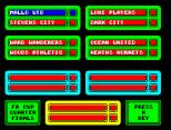 Match Day ZX Spectrum 27