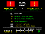 Match Day ZX Spectrum 28