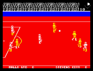Match Day ZX Spectrum 31