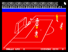 Match Day ZX Spectrum 32