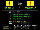 Match Day ZX Spectrum 40