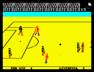 Match Day ZX Spectrum 42