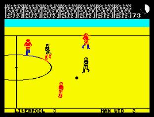 Match Day ZX Spectrum 45