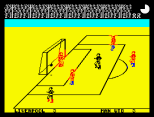 Match Day ZX Spectrum 48