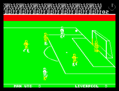 Match Day ZX Spectrum 51