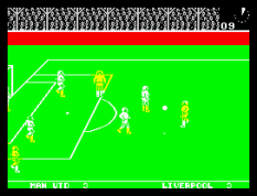 Match Day ZX Spectrum 52
