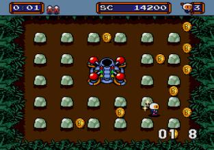 Mega Bomberman Megadrive 009