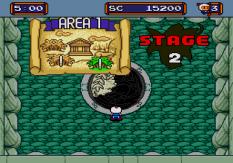 Mega Bomberman Megadrive 010