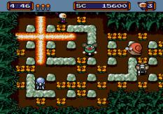 Mega Bomberman Megadrive 011