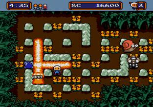 Mega Bomberman Megadrive 012