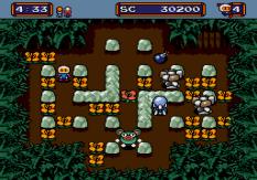 Mega Bomberman Megadrive 021