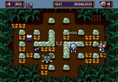 Mega Bomberman Megadrive 022