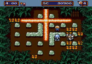 Mega Bomberman Megadrive 023