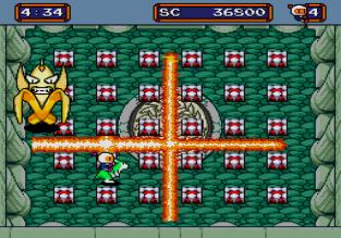 Mega Bomberman Megadrive 031