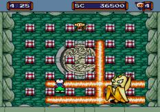 Mega Bomberman Megadrive 032