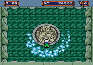 Mega Bomberman Megadrive 034