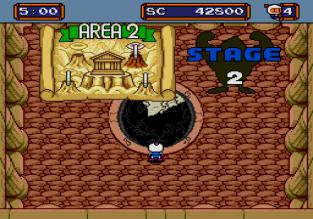 Mega Bomberman Megadrive 042