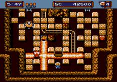 Mega Bomberman Megadrive 043