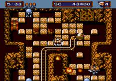 Mega Bomberman Megadrive 044